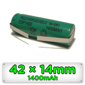 Toothbrush-Replacement-Battery-for-Braun-Oral-B-42mm-x-14mm-Ni-MH-Type-3756-3754