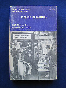 LARRY-EDMUNDS-CINEMA-CATALOGUE-524-pg-wi-Original-Handwritten-CITIZEN-KANE-Score