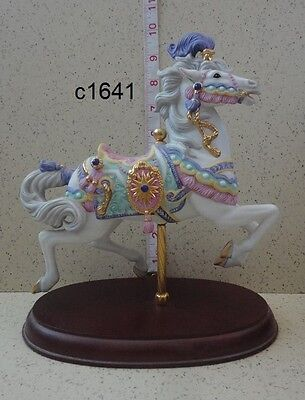 Lenox CAROUSEL HORSE CIRCUS CHARGER mint