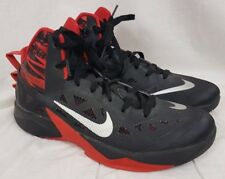 more photos c29d4 4c273 item 5 Nike Zoom Hyperfuse 2013 Black Red Men s Basketball Shoes Size 9 US    42.5 EU -Nike Zoom Hyperfuse 2013 Black Red Men s Basketball Shoes Size 9  US ...