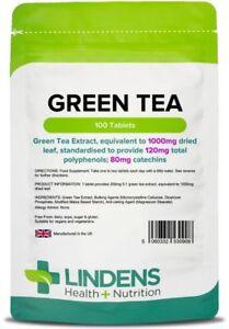 Te-Verde-1000-mg-100-comprimidos-Candida-cardiovascular-desintoxicacion-Lindens-UK