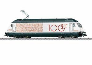 Marklin-39467-E-Lok-Serie-460-des-SBB-mfx-avec-sons-dans-h0-NEUF
