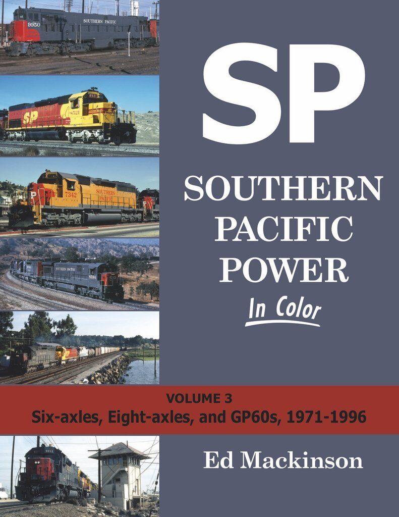 Southern Pacific Power, Vol. 3 (solo Pubblicato 2017 Libro Nuovo