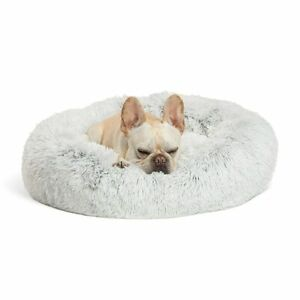 CALMING-BED-Absolut-Soothing-Bed-Warm-Fleece-Dog-Bed-Puppy-Mat-Pet-Beds-I0A2