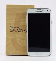 USED- Samsung Galaxy S5 32GB SM-G900H Octa Core White (FACTORY UNLOCKED)