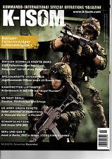 K-ISOM 6/2015 Internat. Special Operations Magazin d. Elite & Spezialeinheiten