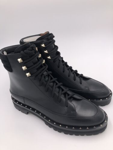 Garavani neu 39 Rockstud 100 Boots Eu Valentino Gr 1 5 Stiefeletten lp BTqqOf