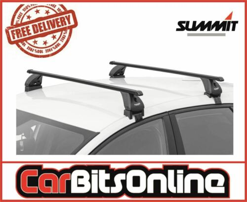 Renault Grand Modus Roof Rails Summit Pair Of 04-17 Roof Bars 5 Door