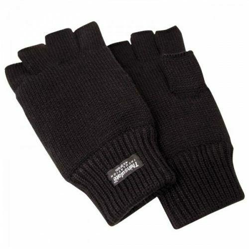 3M Thinsulate Atlantic Finger-less Gloves Navy colour