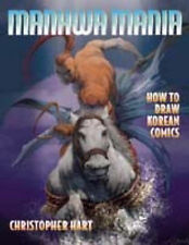 Manhwa Mania: How to Draw Korean Comics (Manga Mania)-ExLibrary