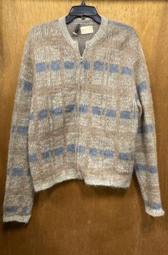 EUC 1960's Mohair / Virgin Wool Cardigan Cobain Sw