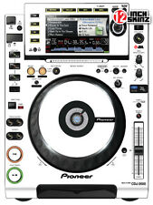 Pioneer CDJ-2000 Skin white (pair)