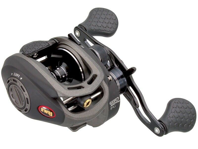 Lew's SDG1XHLF Super Duty G Speed Spool LFS Reel  Left He, 8.3 1 Retrieve