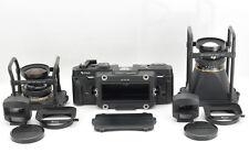 1930#G Fujifilm Fuji GX617 Panoramic Medium Format Film Camera 90/5.6 180/6.7