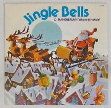 Canti di Natale 45 tours Jingle Bells 1977