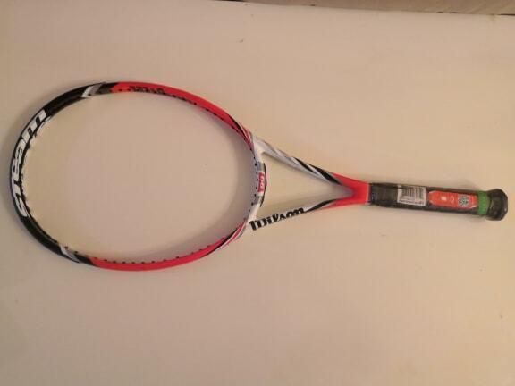 Tennis Racquet Sale >> New Wilson Steam 99 Head 4 3 8 Grip Tennis Racquet