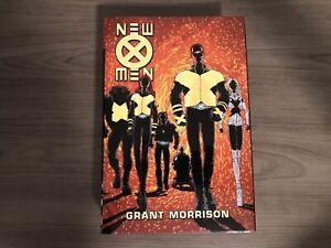 UNREAD NEW X-MEN OMNIBUS RARE VARIANT COVER MARVEL GRANT MORRISON HC HARDCOVER