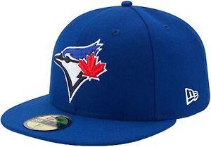 Jays Era campo Blue New 59fifty Authentic Cap sul Toronto Mlb RIRqxdvF