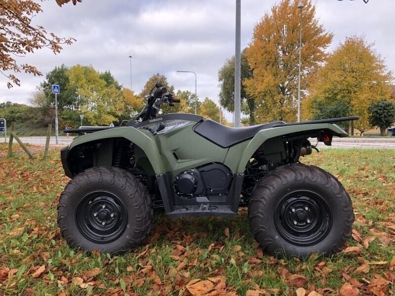 Yamaha, Kodiak 450, ccm