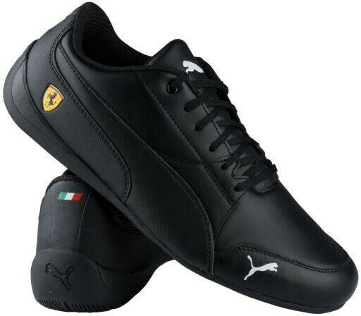 Puma Drift Cat 7 Ferrari Black Men Size 7 To 14 New In Box 305998 03