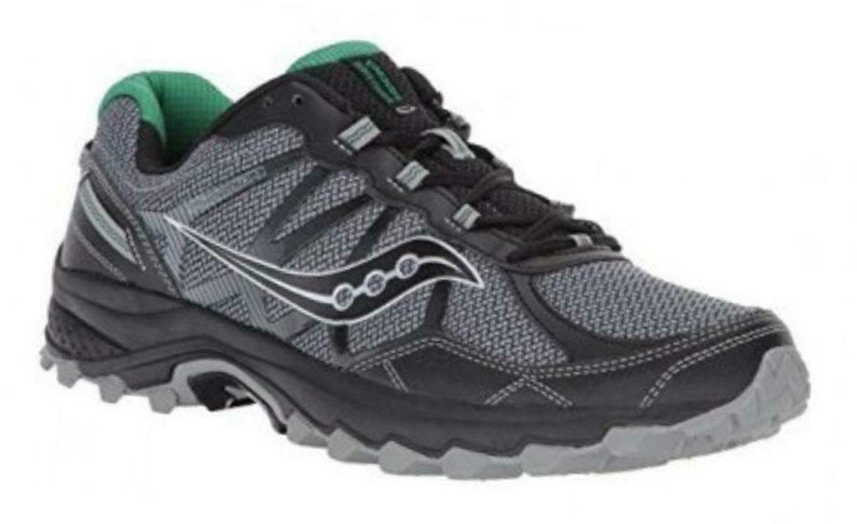 SAUCONY Men's Lightweight Cross Training Trail Sneakers, Med D and XWide 4E