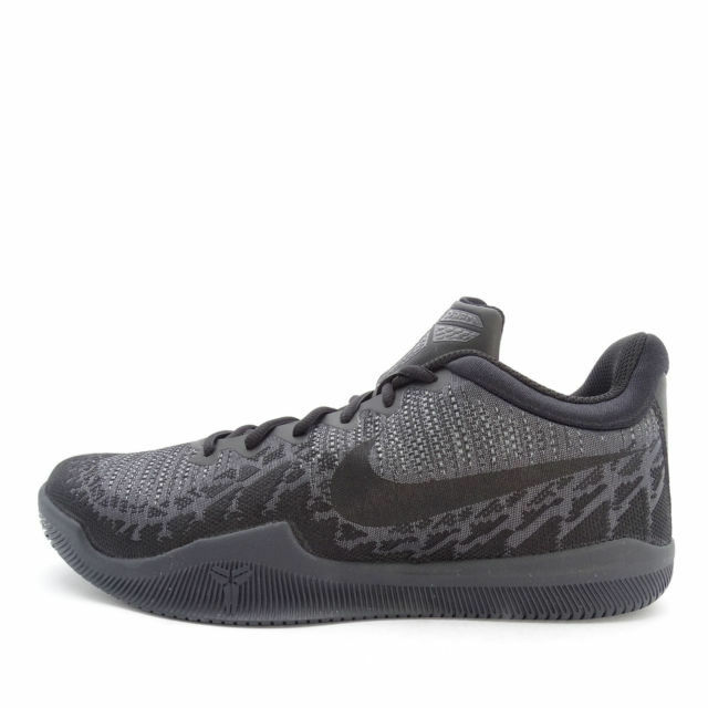 Nike Men Mamba Rage EP Basketball Shoes Kobe Bryant Black 908974-002 US7-11 04' Seasonal price cuts, discount benefits