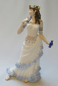 Coalport-Aida-Figurine-Limited-Edition