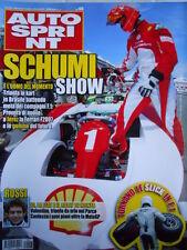 Autosprint n°48 2007 Michael Schumacher trionfa in KART - Valentino Rossi [P25]
