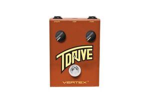Vertex-Effects-TDrive-Overdrive-Guitar-Effect-Pedal-T-Drive