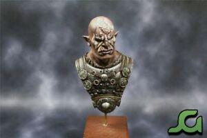 SGC-Painted-Orc-General-Bust-Blacksun-Miniatures