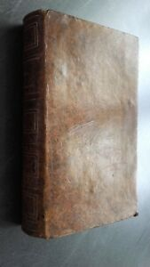 Vita Delle Saints T.1 M.ARDANT Paris-Limoges 1853 Frontespizio Tr.jaspees Auto