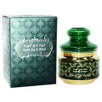 Oudh Ma Al Ward By Al Haramain / Exotic Incense 50 Gms / Usa Seller