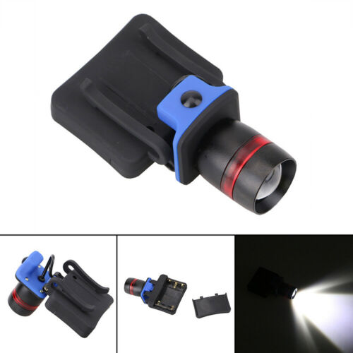 Cap Light Tool Hiking Fishing Flashlight Outdoor Emergency Torch Safety LED