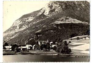 CPSM-73-Savoie-Bauges-Lac-de-la-Thuile