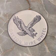 White Eagle Dayton Zenith Wire Wheel Chips Emblems Decals Set Of 4 Size 225in