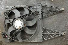 SKODA Fabia 1.9 TDI 2005 Originale Radiatore Di Raffreddamento Del Motore Fan 6q0121207l