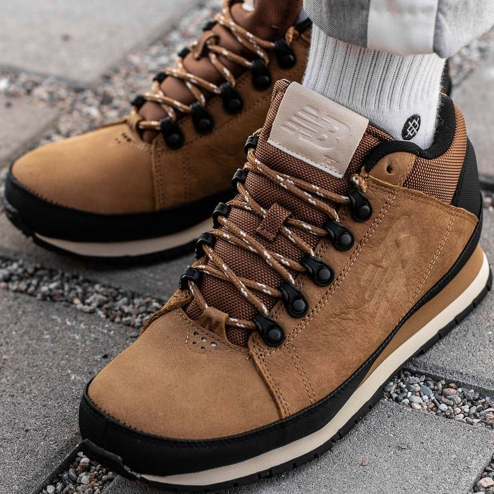 New balance 754 invierno zapatos caballero zapatos botas botas marrón hombre nuevo h754tb