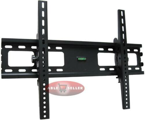 SLIM LCD LED PLASMA FLAT TILT TV WALL MOUNT 32 37 42 46 50 55 56 57 60 65 70 80