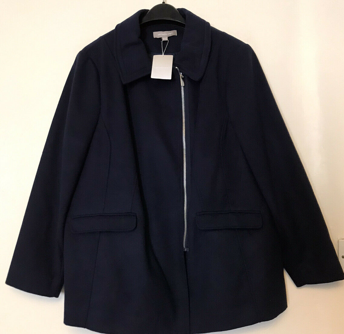 Womens Jacket From Anthology Size 20 New With Tag