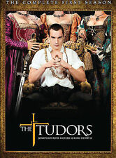 THE TUDORS FIRST SERIES ONE 1 CBS SHOWTIME 4 DISC BOX SET USA REGION 1 DVD L NEW