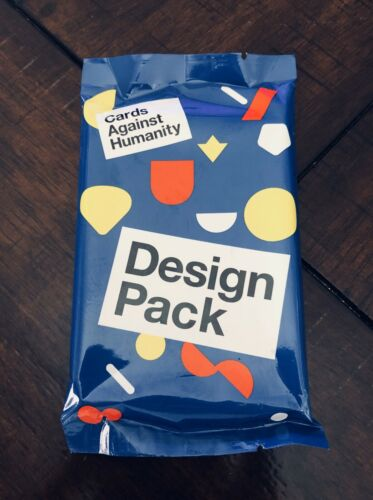 Expansion Set New Stocking Stuffer Design Pack Cards Against Humanity