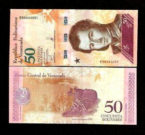 UNC World Paper Money 22-3-2018 Venezuela 100 Bolivares Soberano 2018