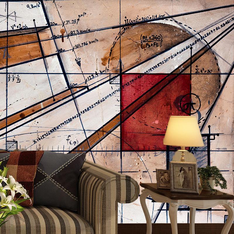 3D Geometrische Formen 5 Tapete Tapeten Mauer Foto Familie Tapete Wandgemälde DE