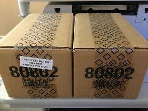 2-2012-13-Fleer-Retro-Factory-Sealed-Case-Basketball-12-Hobby-Box-Jordan-PMG