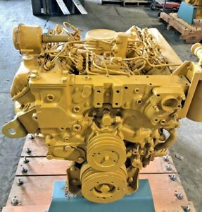CAT-3208-Diesel-Motor-Completely-Remanufactured-Model-3208-NA