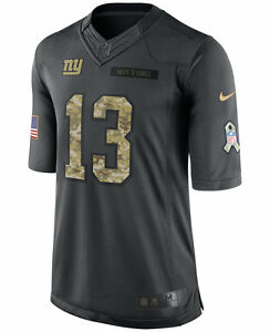 brand new 3d11e 057c0 Details about New York Giants Odell Beckham Nike YOUTH 2016 Salute to  Service Jersey X-Large