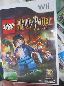 LEGO-HARRY-POTTER-YEARS-5-7-Wii