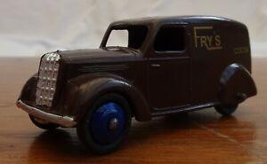 Dinky-28-Series-Van-039-Frys-Cocoa-039-Restored-Model-DT181