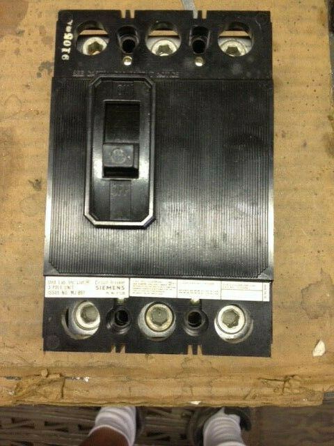 QJ23B200 Siemens Ite 200A Amp 3P Pole 240V QJ Circuit Breaker