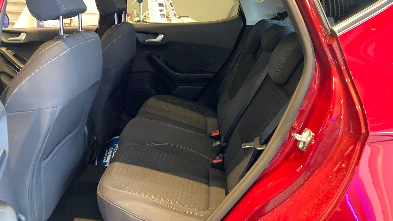 Ford Fiesta 1,5 TDCi 85 Titanium - billede 8